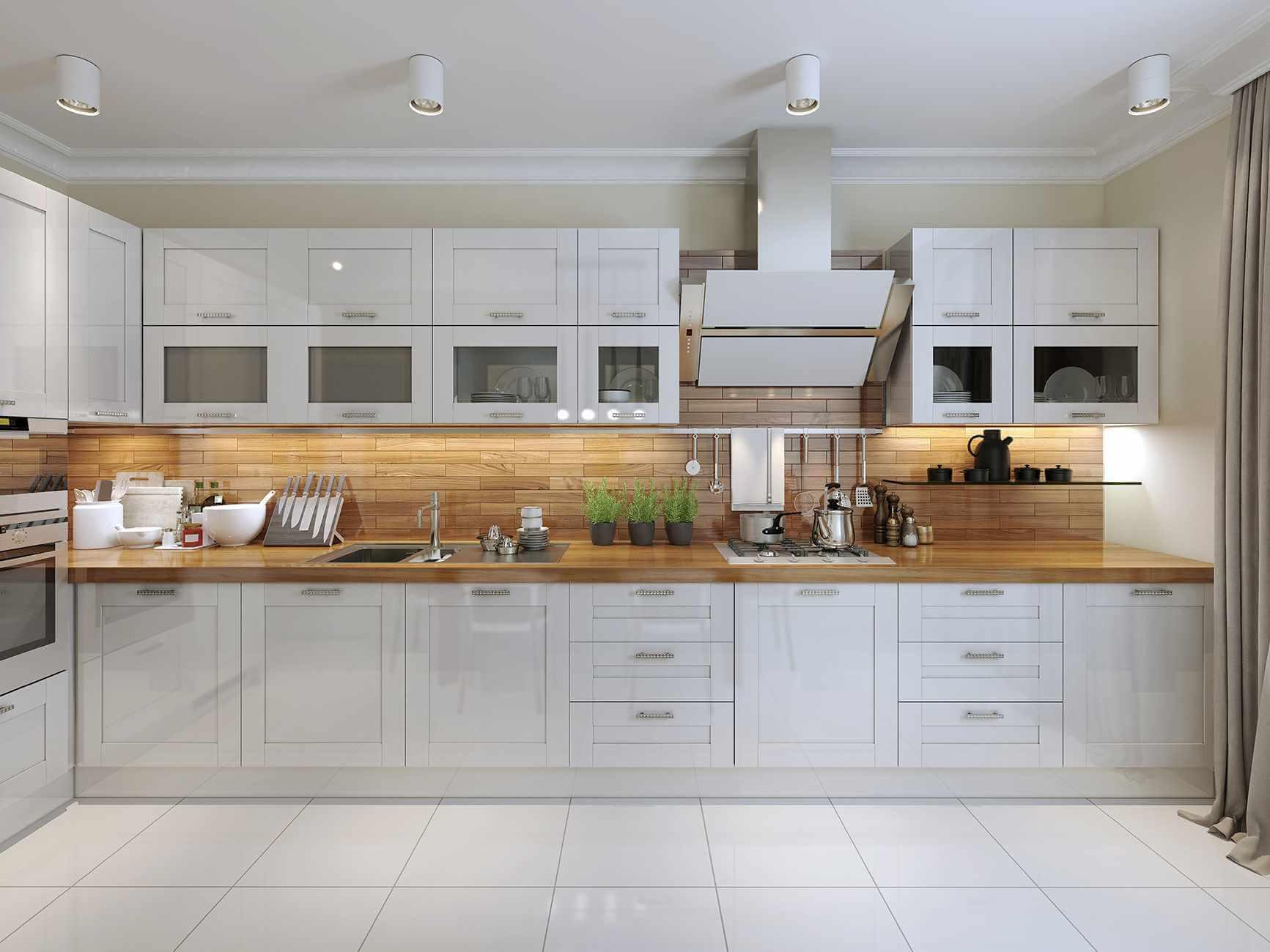Renkli mutfak dekorasyonu önerileri