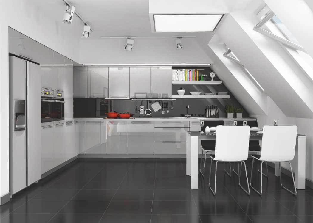 Modern beyaz mutfak dolab dizayni en son dekorasyon modelleri - Modern Beyaz Mutfak Dolab Dizayni En Son Dekorasyon Modelleri 6