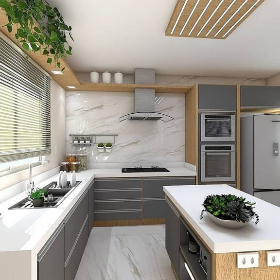 Modern mutfak dolaplari tasarimlari mutfakdolaplarimodelleri - Modern Mutfak Dolaplari Tasarimlari Mutfakdolaplarimodelleri 55