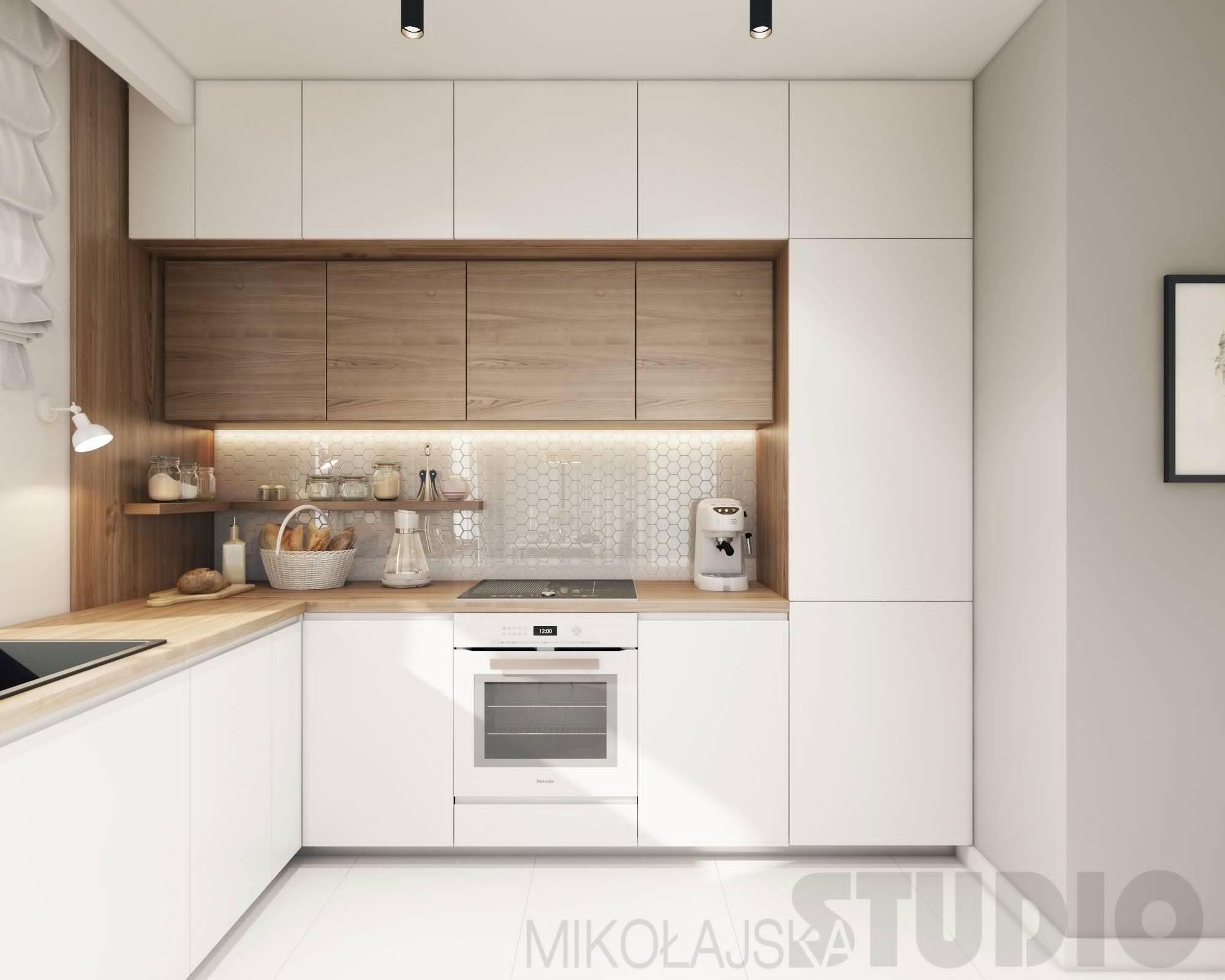Beyaz Hazır Mutfak Modelleri